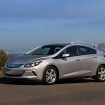 Фотография экоавто Chevrolet Volt 2016 - фото 24
