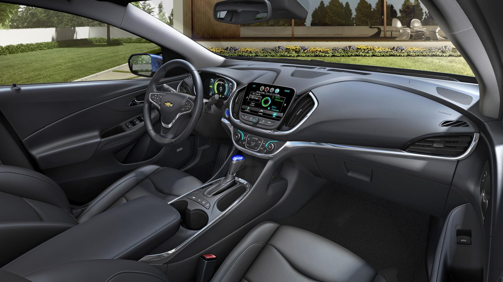 Фотография экоавто Chevrolet Volt 2016 - фото 30