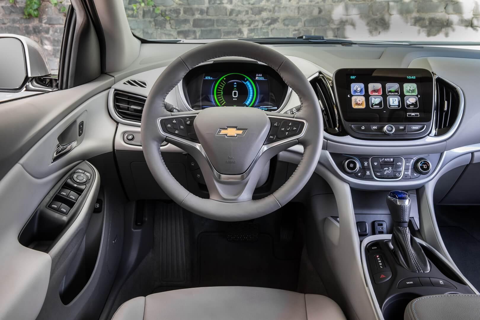 Фотография экоавто Chevrolet Volt 2016 - фото 32