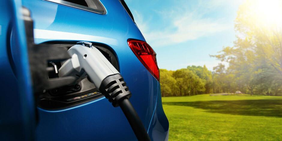 Зарядка B-Class Electric Drive