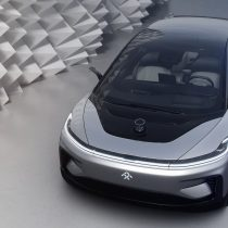 Фотография экоавто Faraday Future FF 91
