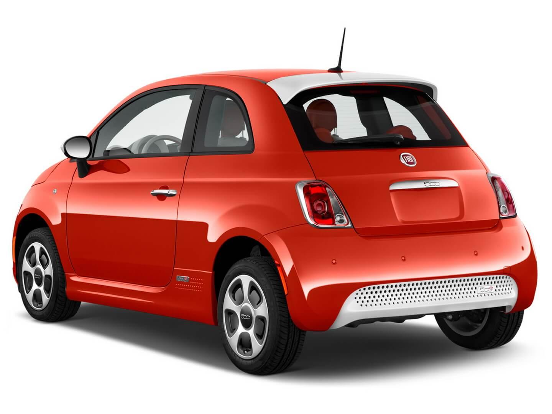 Фотография экоавто Fiat 500e - фото 2