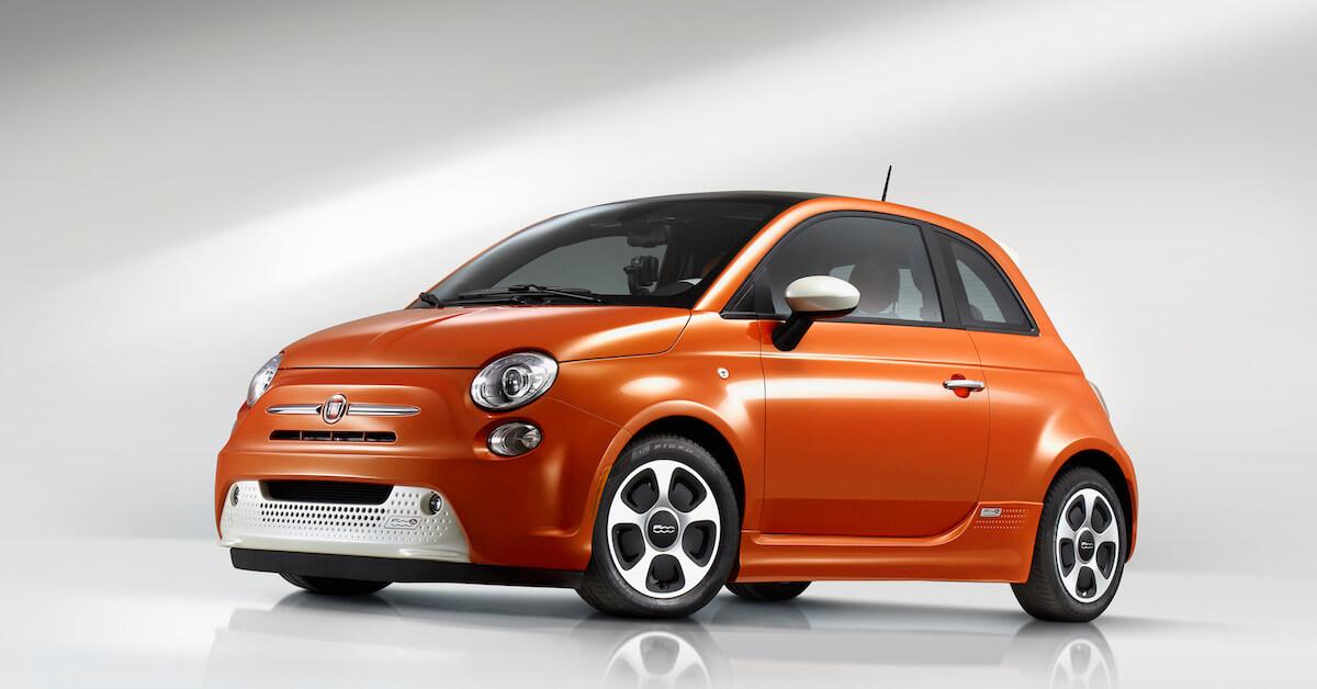 На продаже каждого электромобиля Fiat 500e FCA Group теряет 10 000 долларов