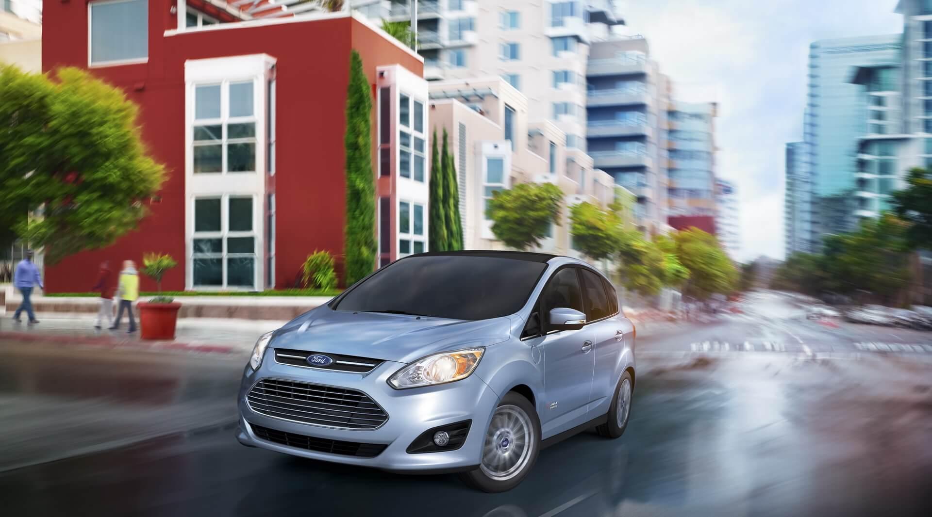 Фотография экоавто Ford C-Max Energi SE - фото 10
