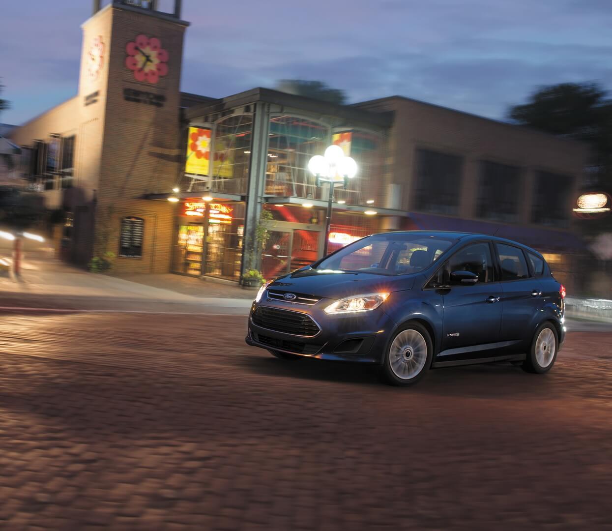 Фотография экоавто Ford C-Max Energi SE - фото 12
