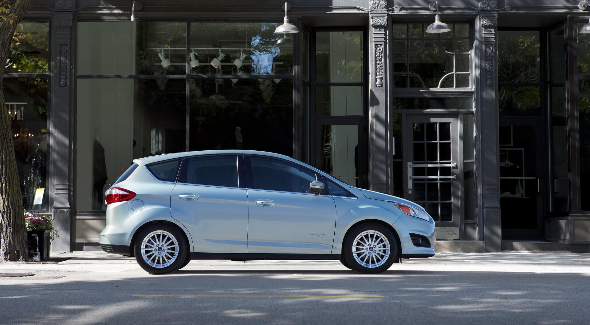 Фотография экоавто Ford C-Max Hybrid SE