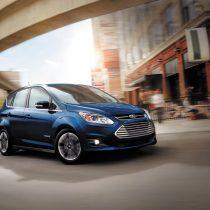 Фотография экоавто Ford C-Max Hybrid SE - фото 9