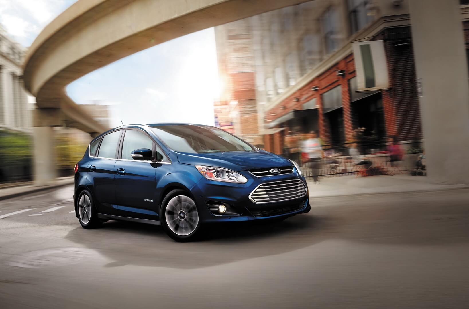 Ford C-Max Hybrid & PHEV
