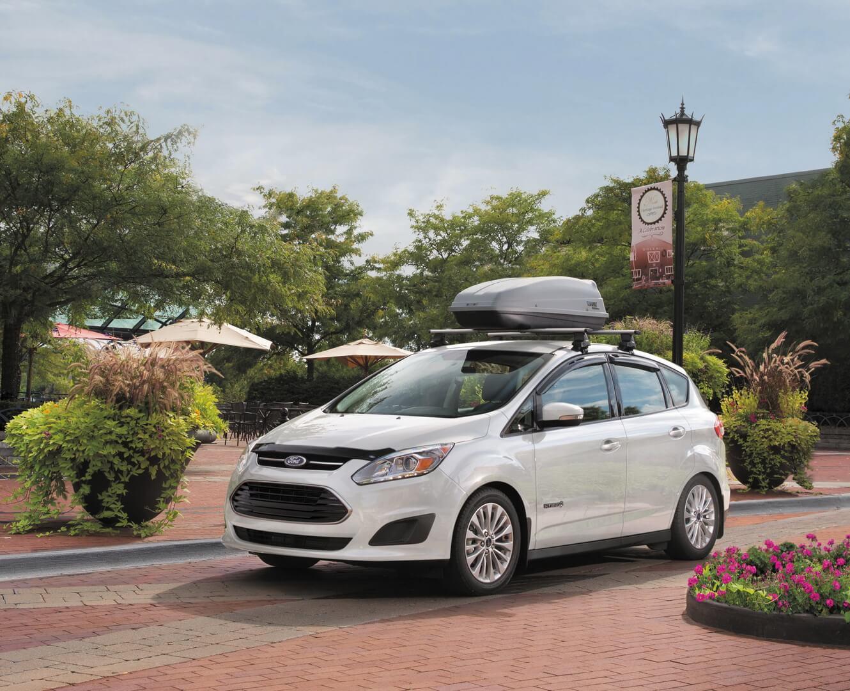 Фотография экоавто Ford C-Max Hybrid SE - фото 10