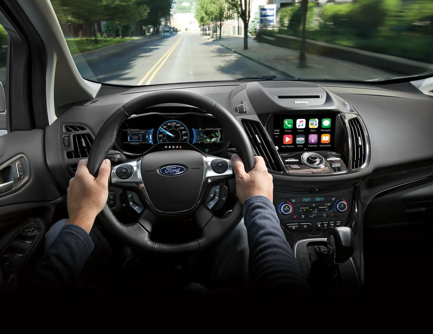 Фотография экоавто Ford C-Max Hybrid SE - фото 23