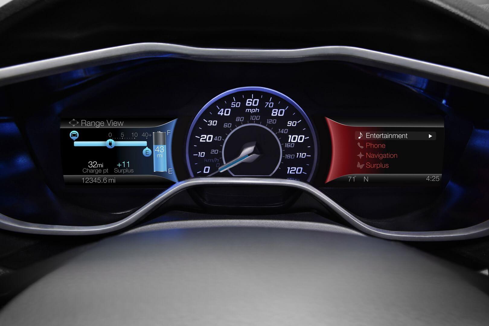 Фотография экоавто Ford Focus Electric - фото 16