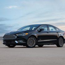 Фотография экоавто Ford Fusion Energi SE - фото 2