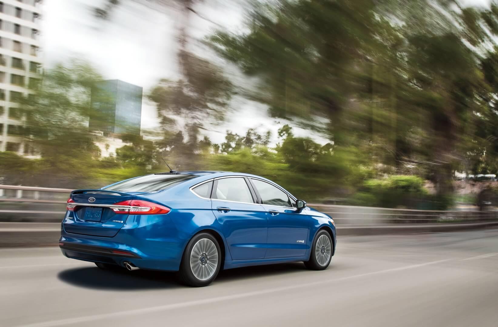 Ford Fusion Hybrid & PHEV