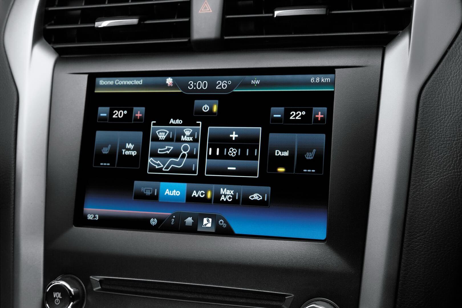 Фотография экоавто Ford Fusion Hybrid SE - фото 11
