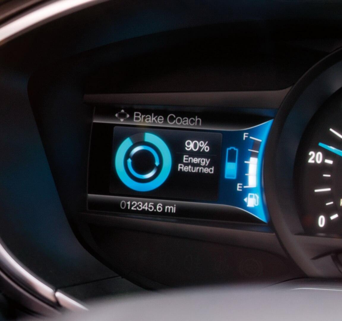 Фотография экоавто Ford Fusion Hybrid SE - фото 13