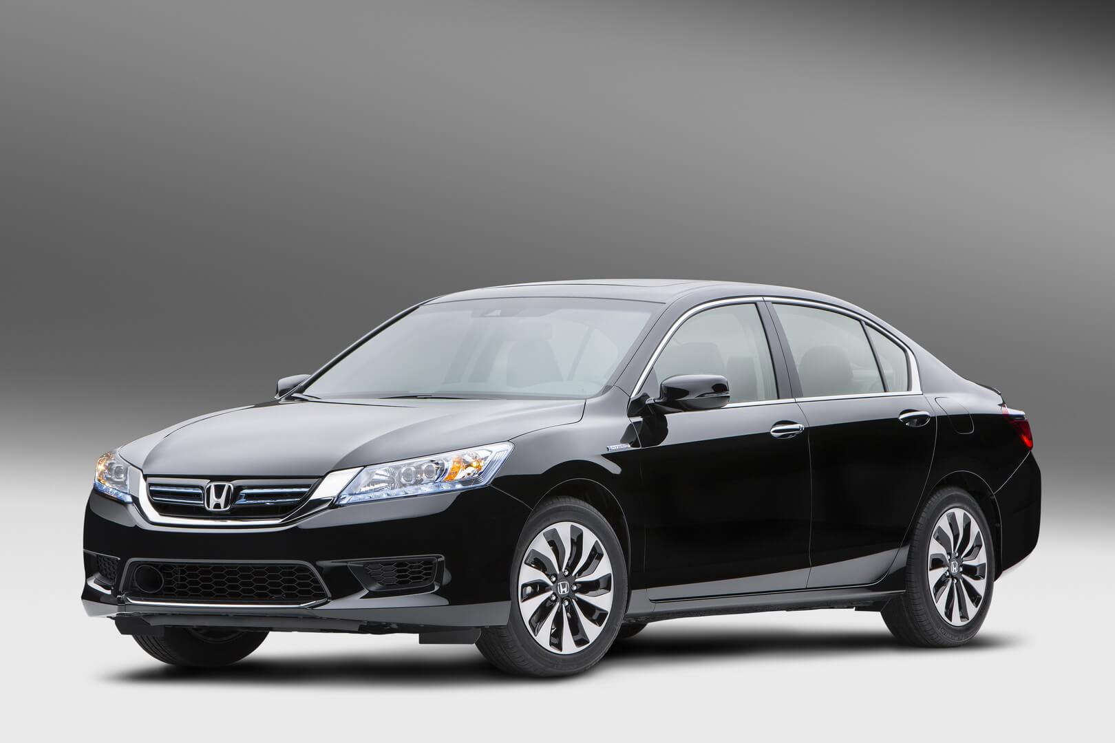 Фотография экоавто Honda Accord Hybrid 2014 - фото 2