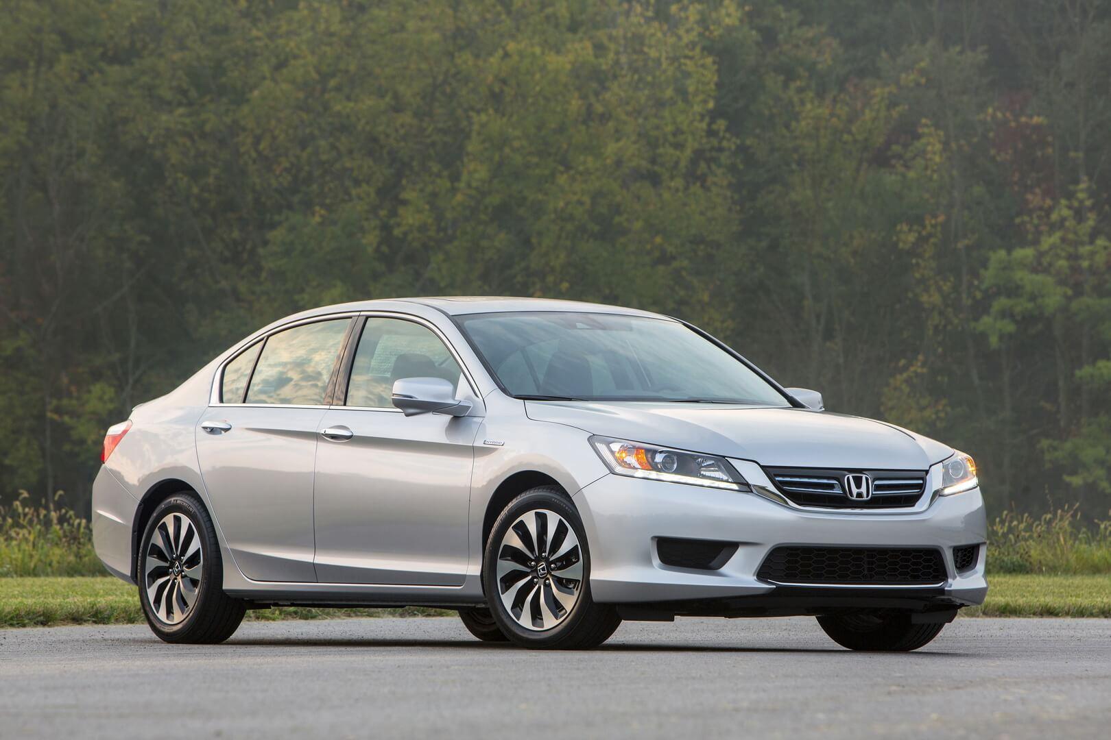 Фотография экоавто Honda Accord Hybrid 2014 - фото 4