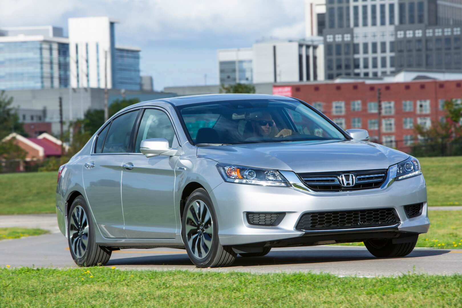 Фотография экоавто Honda Accord Hybrid 2014 - фото 13