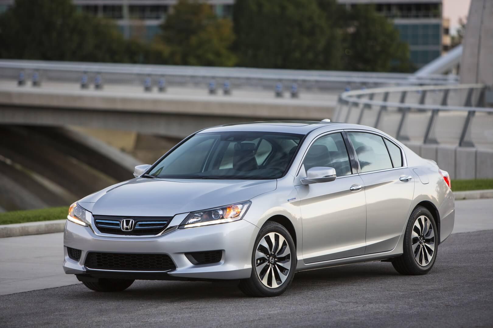 Фотография экоавто Honda Accord Hybrid 2014 - фото 19