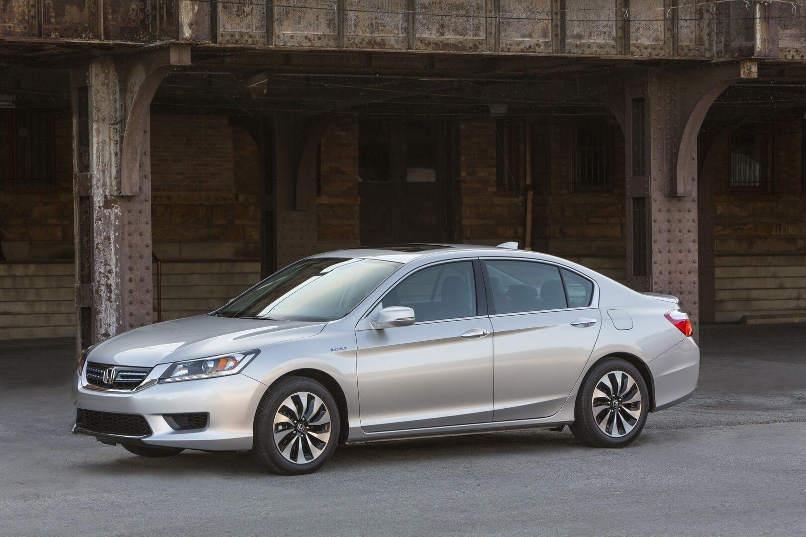 Фотография экоавто Honda Accord Hybrid 2014 - фото 20