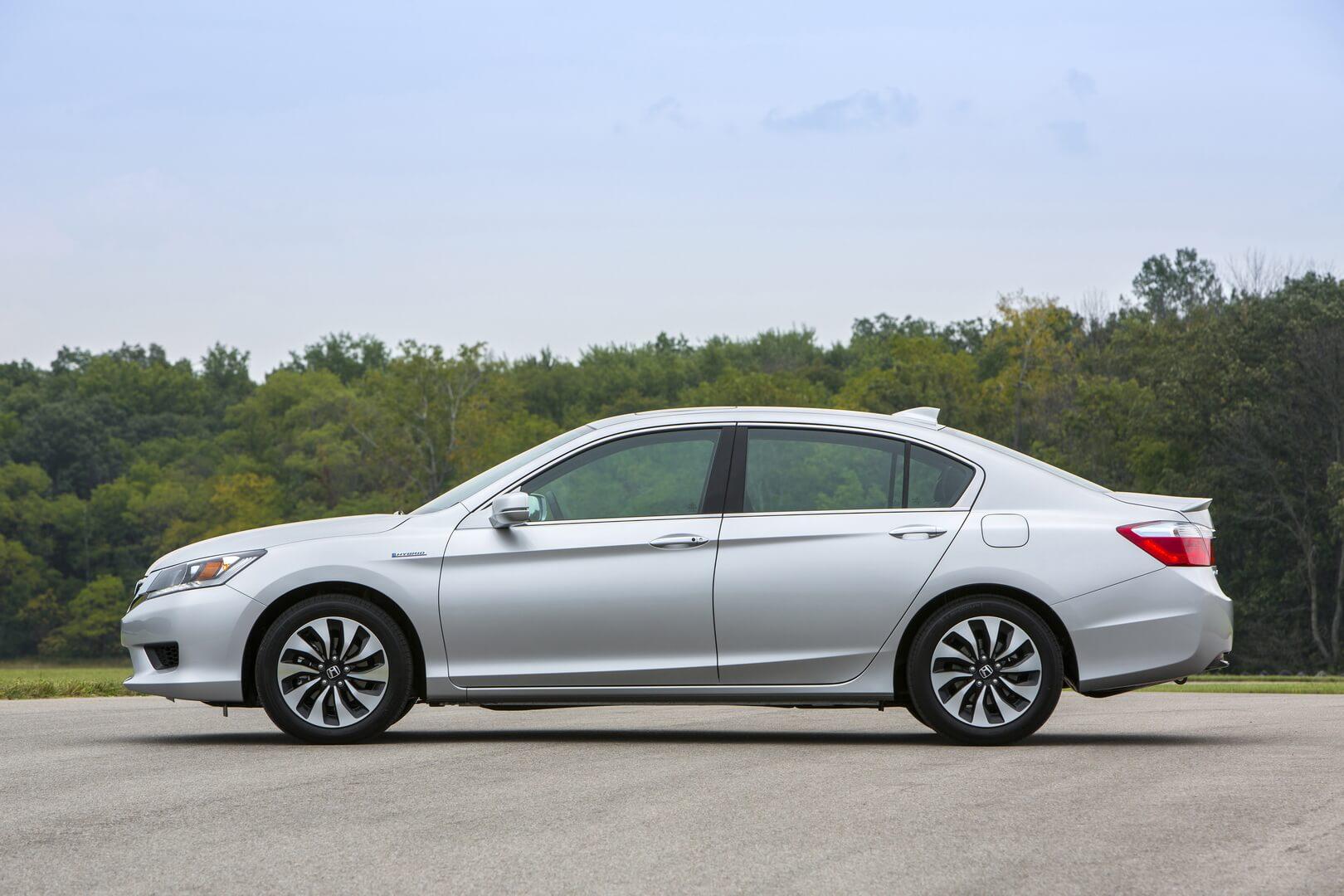 Фотография экоавто Honda Accord Hybrid 2014 - фото 32