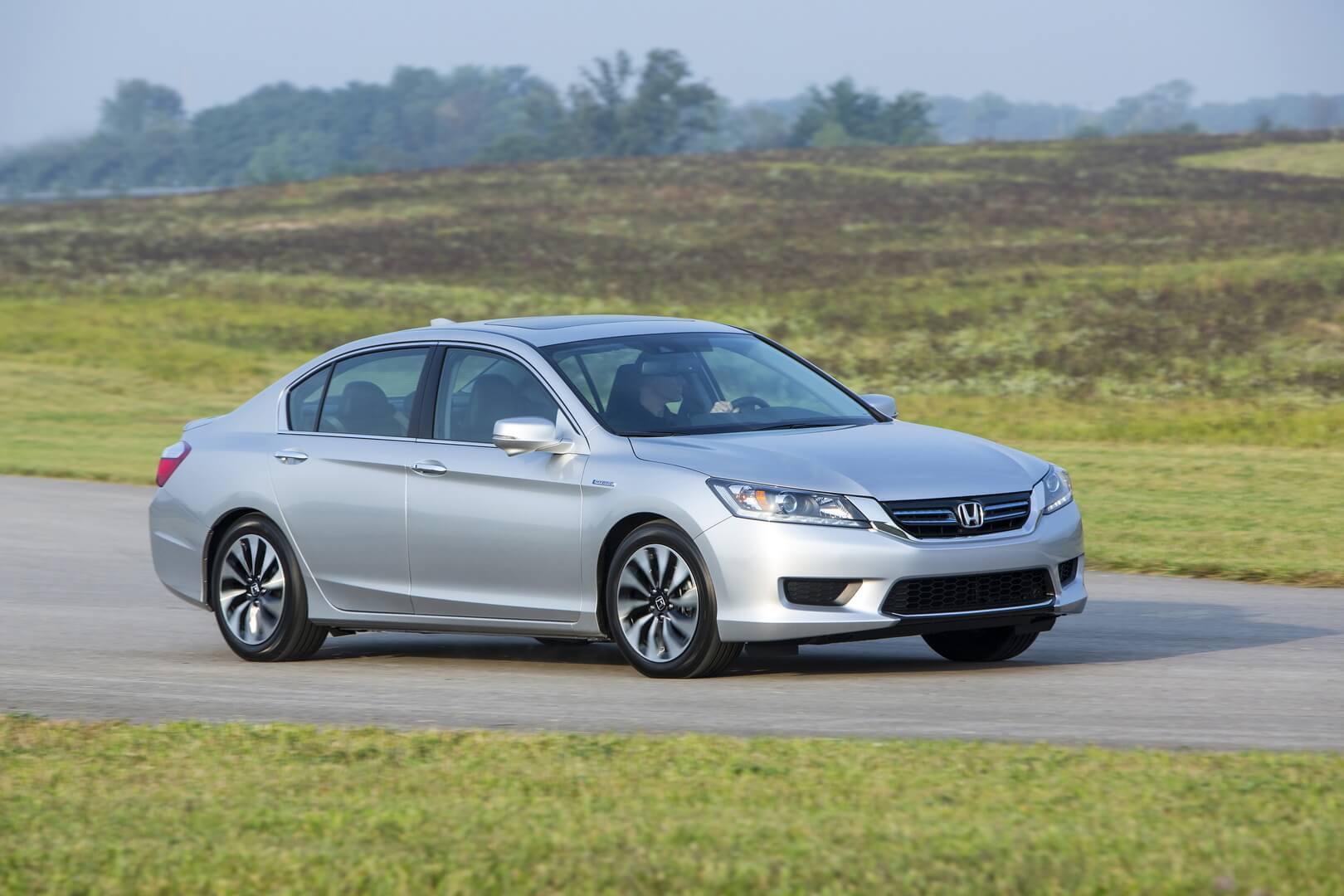 Фотография экоавто Honda Accord Hybrid 2014 - фото 37