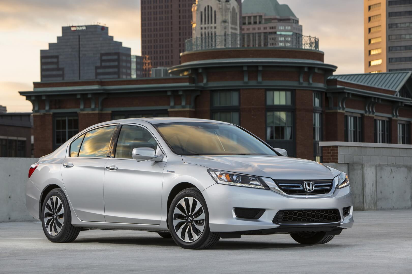 Фотография экоавто Honda Accord Hybrid 2014 - фото 44
