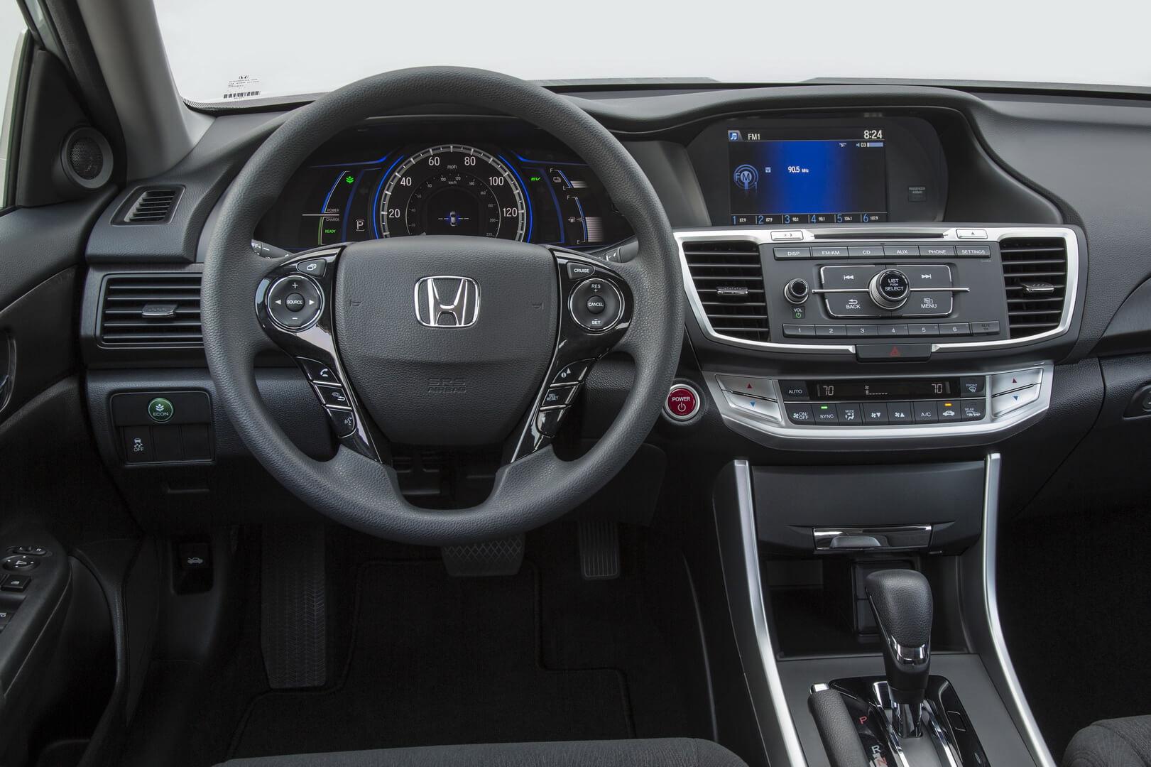 Фотография экоавто Honda Accord Hybrid 2014 - фото 46