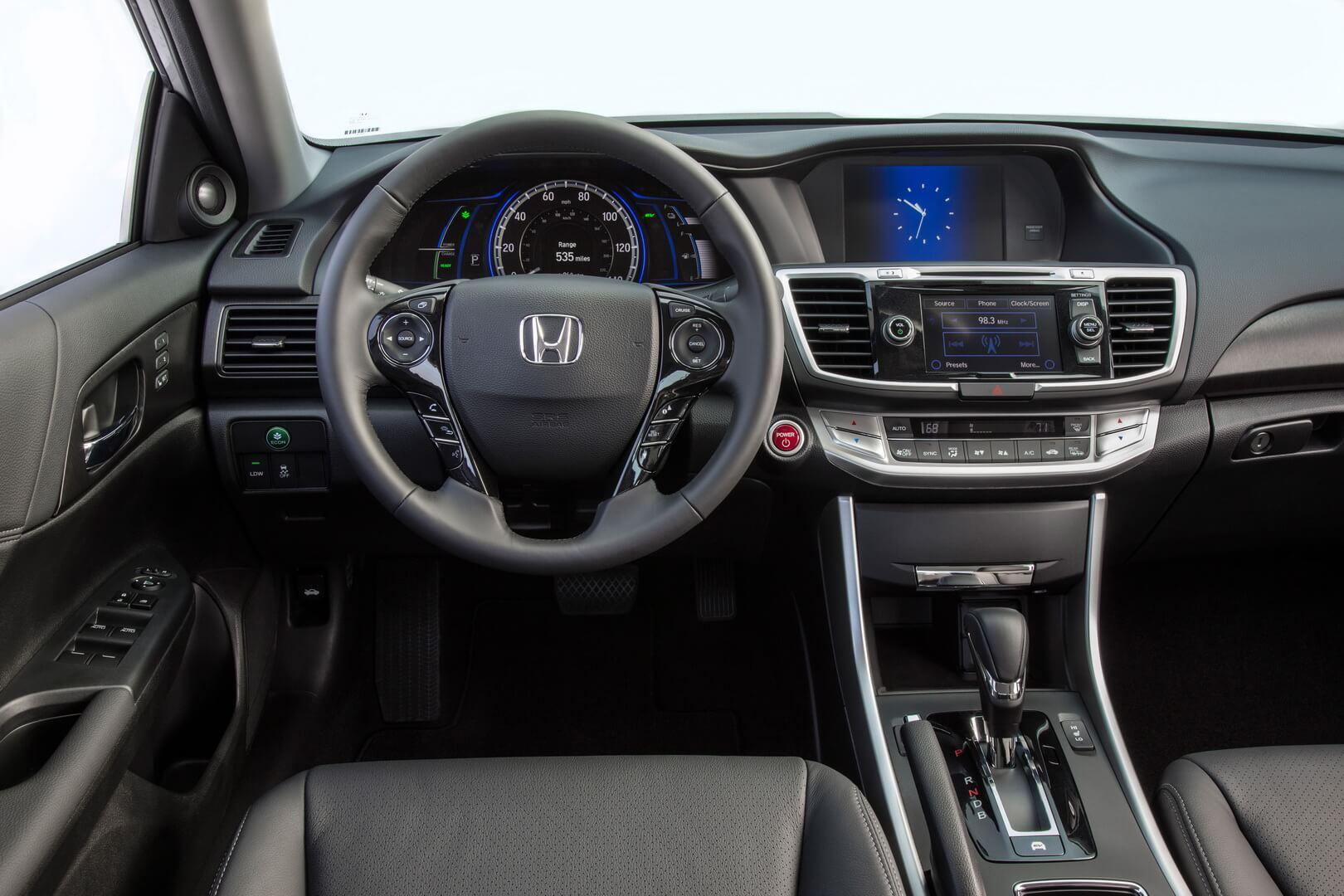 Фотография экоавто Honda Accord Hybrid 2014 - фото 54