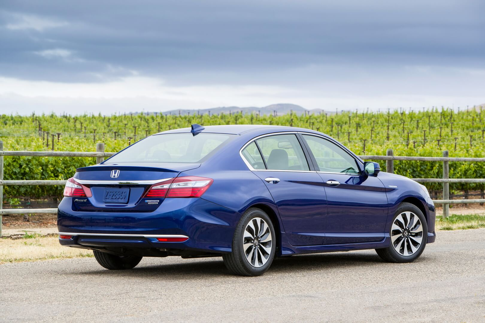 Фотография экоавто Honda Accord Hybrid 2017