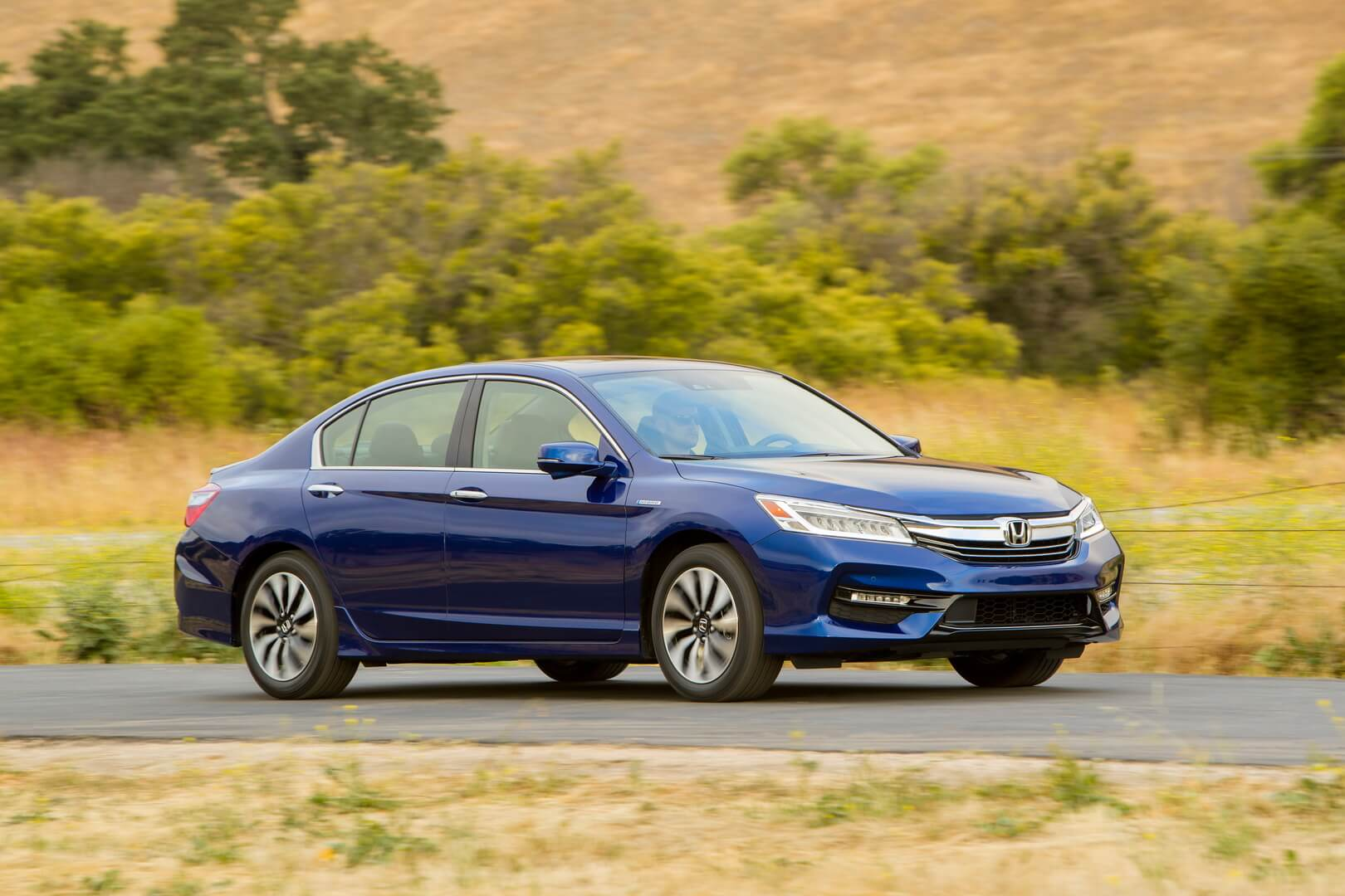 Фотография экоавто Honda Accord Hybrid 2017 - фото 14
