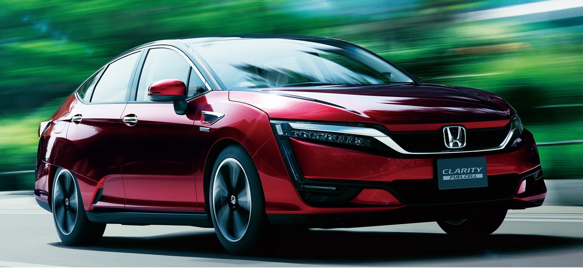 Фотография экоавто Honda Clarity FCV - фото 8