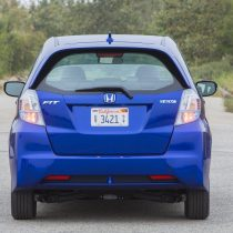 Фотография экоавто Honda Fit EV - фото 5