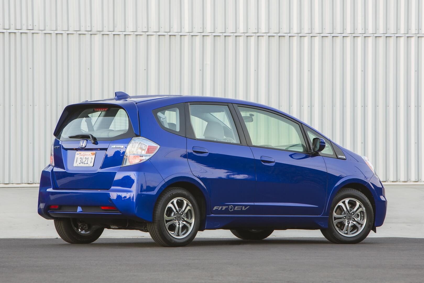 Фотография экоавто Honda Fit EV - фото 26