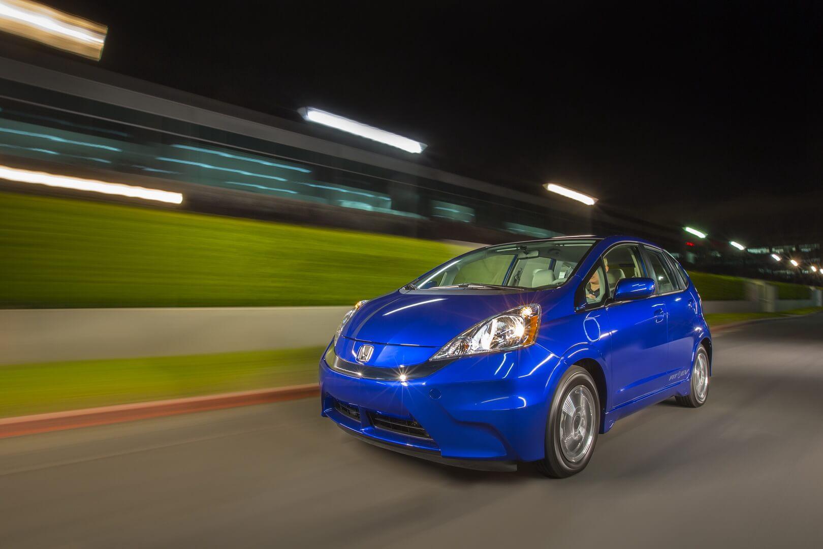 Фотография экоавто Honda Fit EV - фото 40