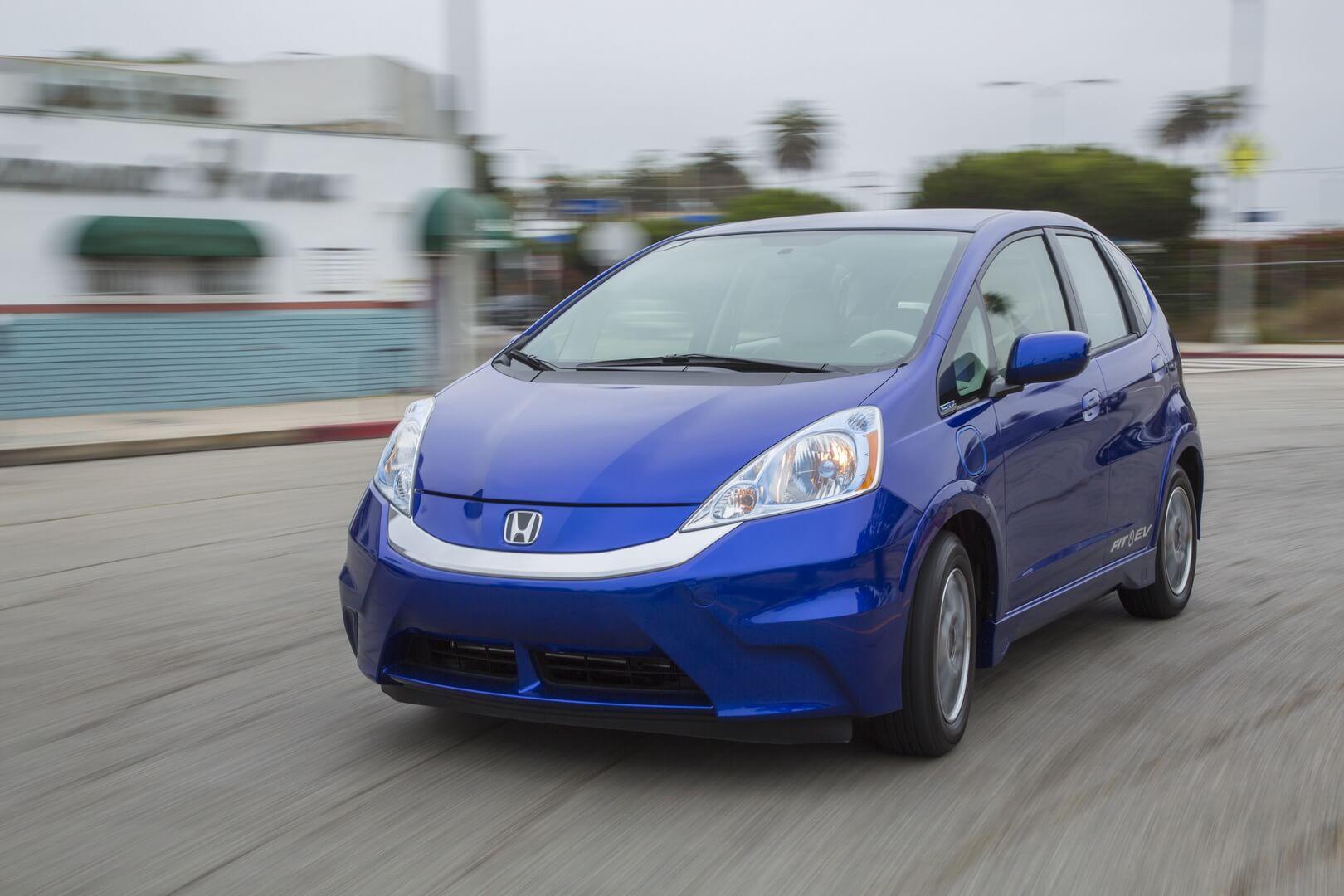 Фотография экоавто Honda Fit EV - фото 42