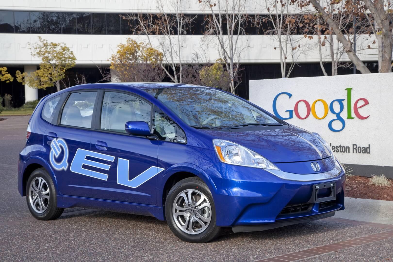 Фотография экоавто Honda Fit EV - фото 65
