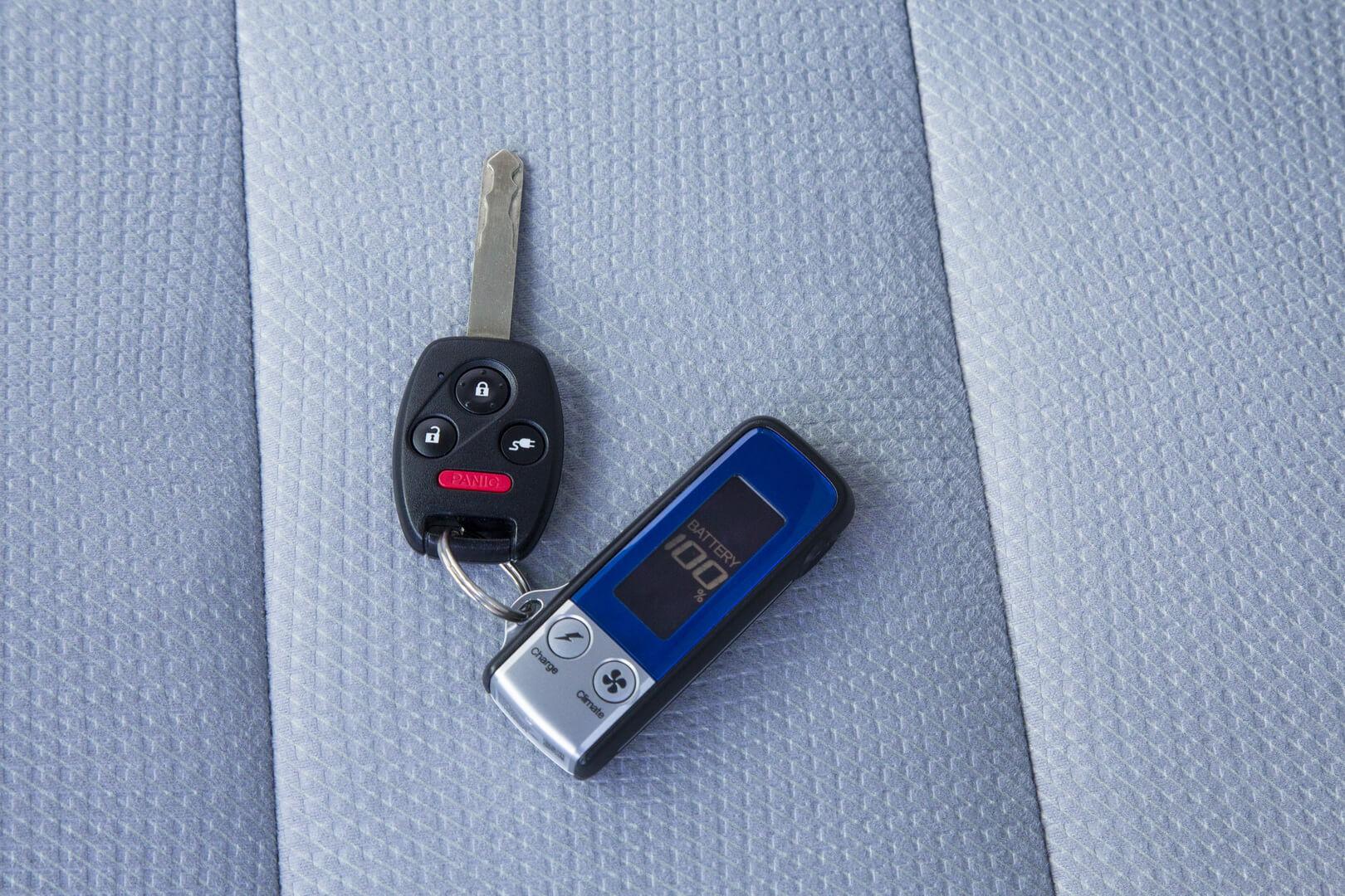 Фотография экоавто Honda Fit EV - фото 70