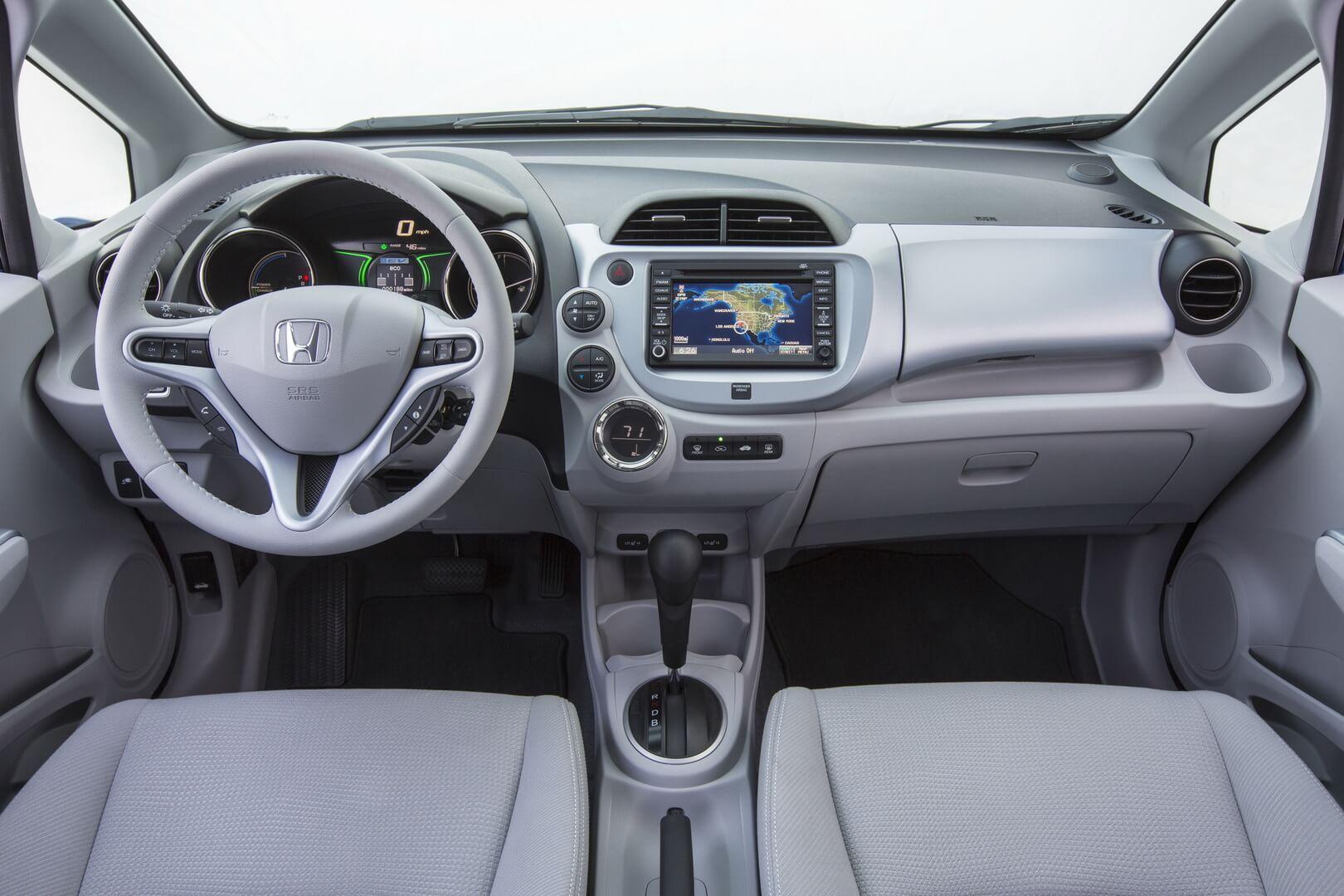 Фотография экоавто Honda Fit EV - фото 73