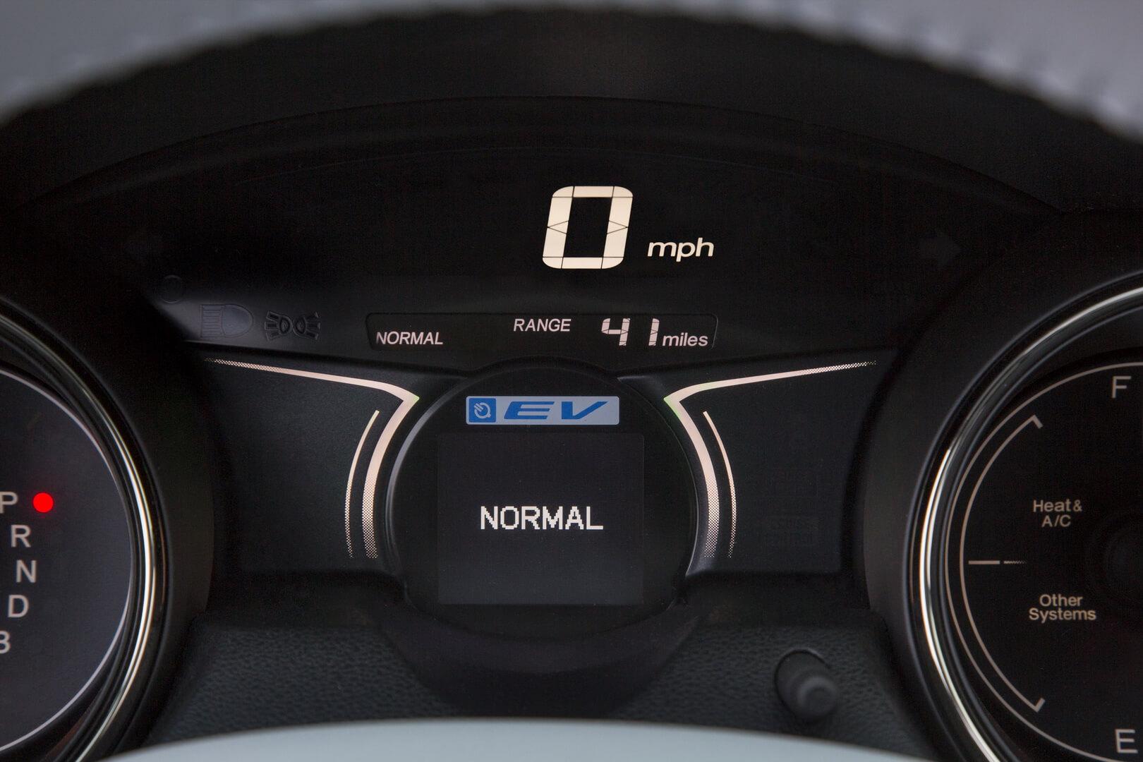 Фотография экоавто Honda Fit EV - фото 86