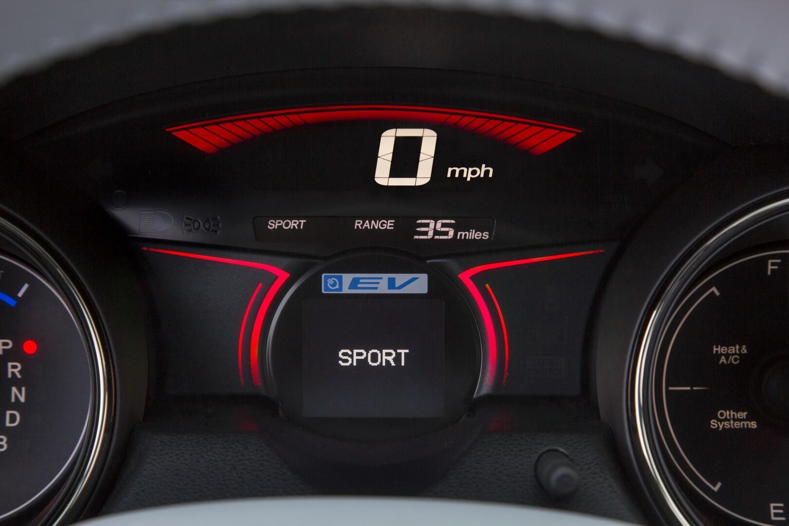 Фотография экоавто Honda Fit EV - фото 87