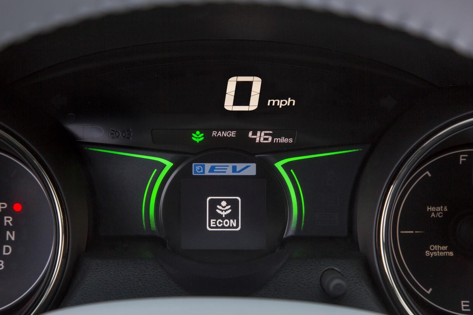 Фотография экоавто Honda Fit EV - фото 88
