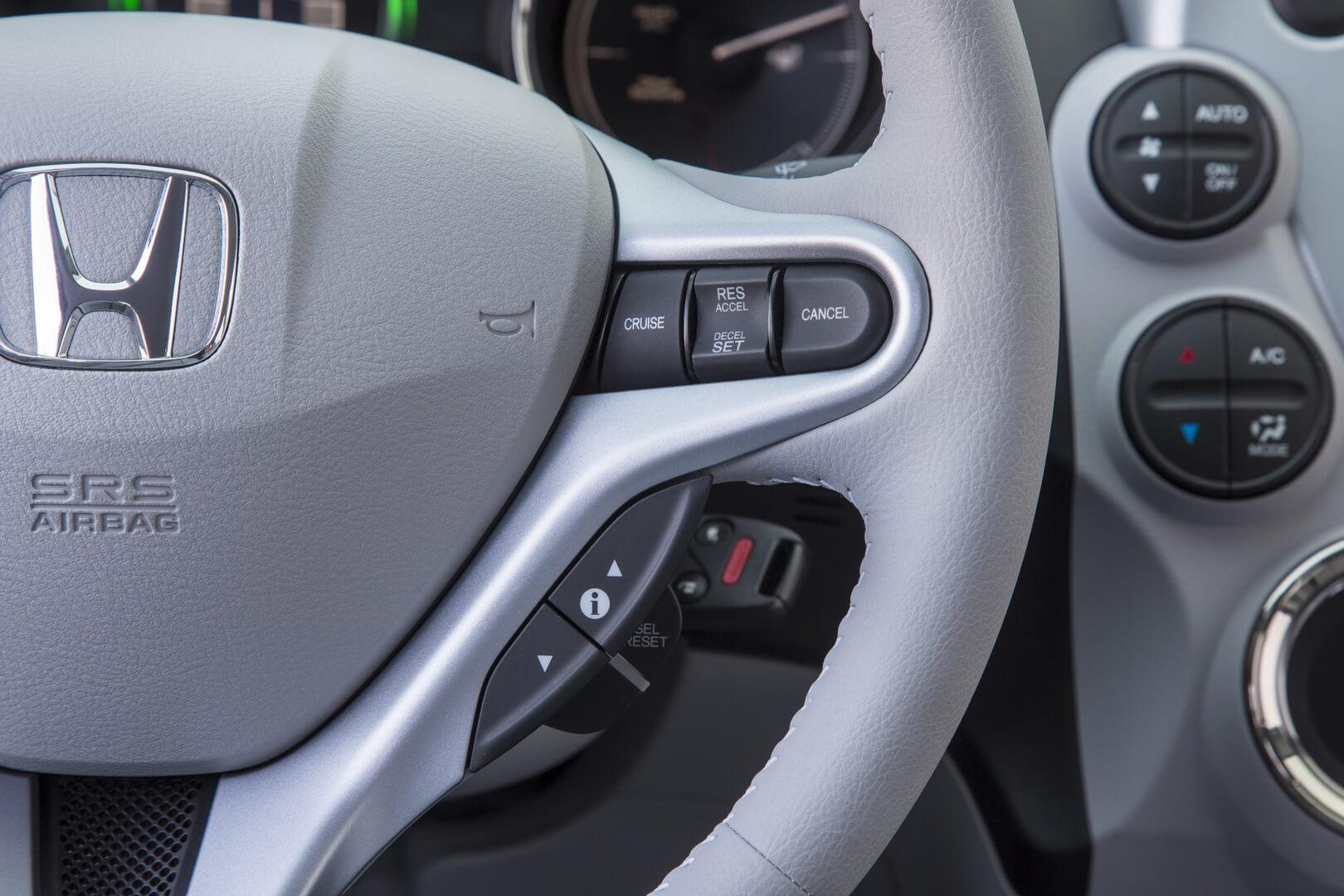 Фотография экоавто Honda Fit EV - фото 90