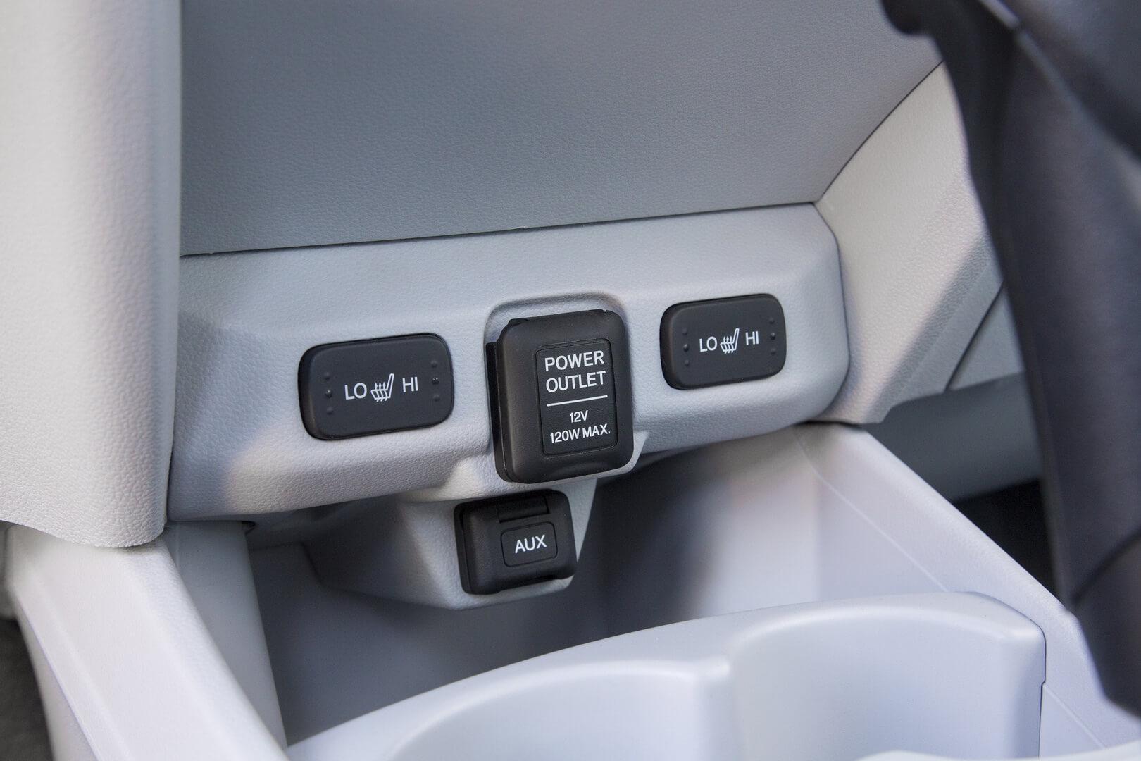 Фотография экоавто Honda Fit EV - фото 95