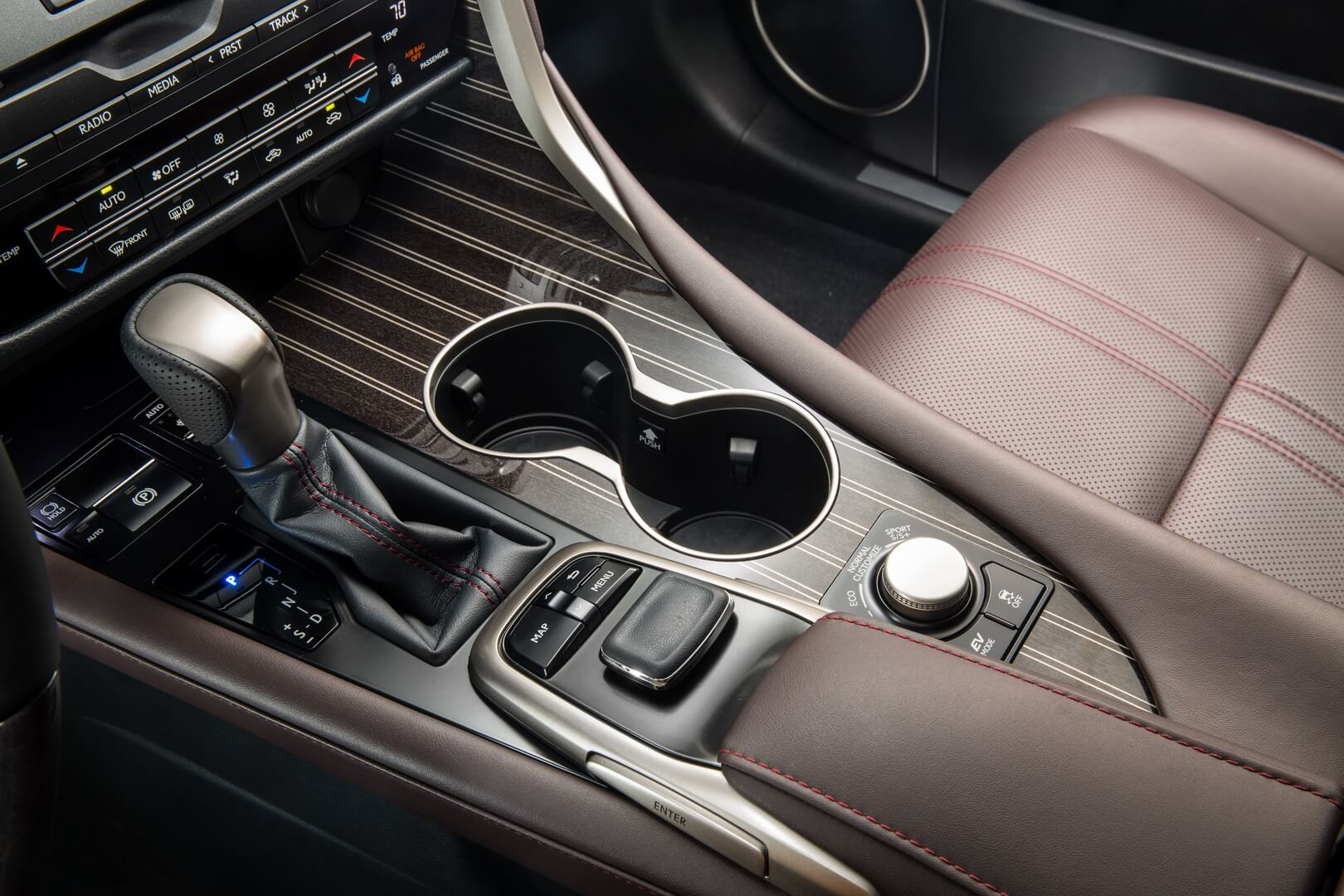 Фотография экоавто Lexus RX 450h Hybrid - фото 18
