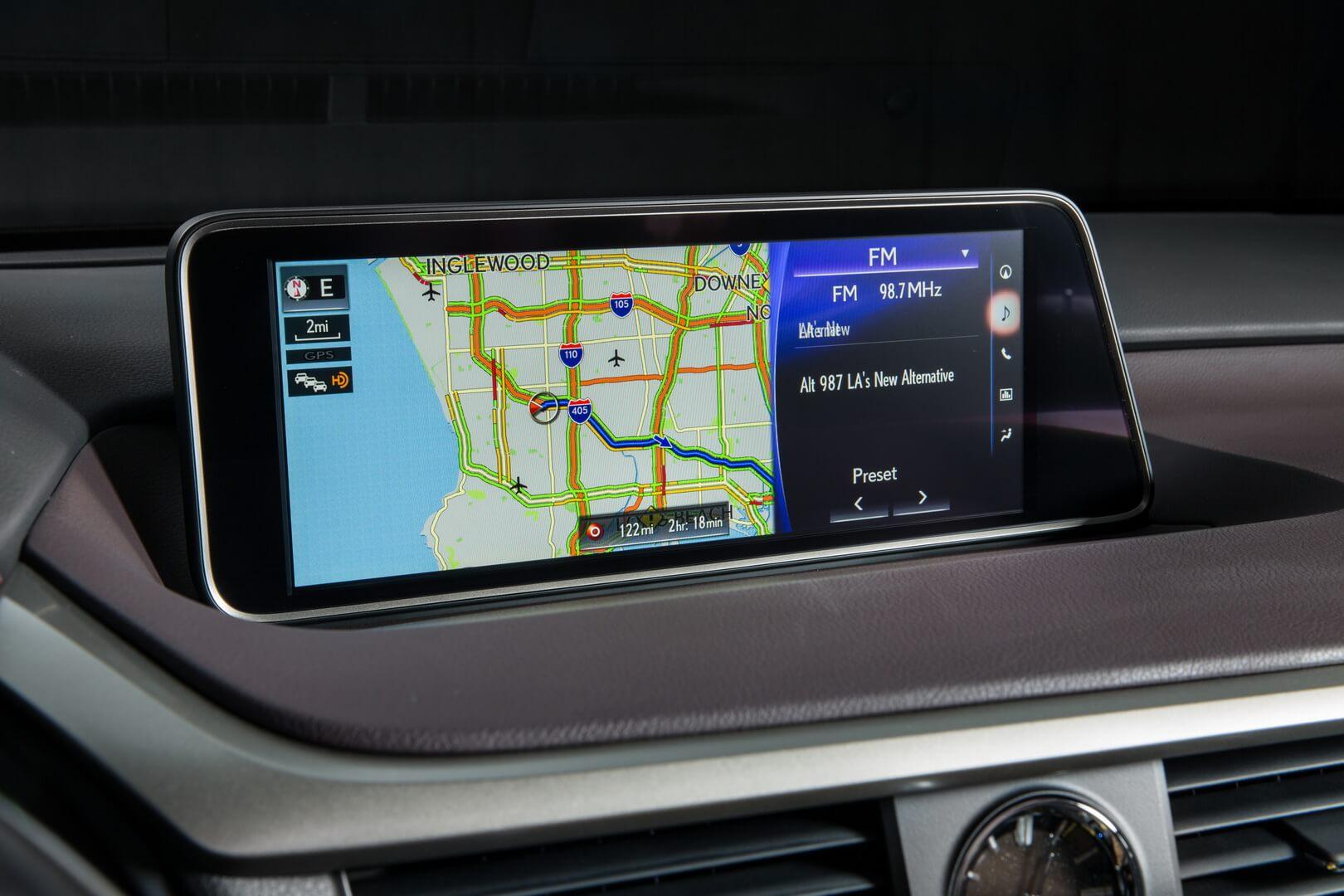 Фотография экоавто Lexus RX 450h Hybrid - фото 19