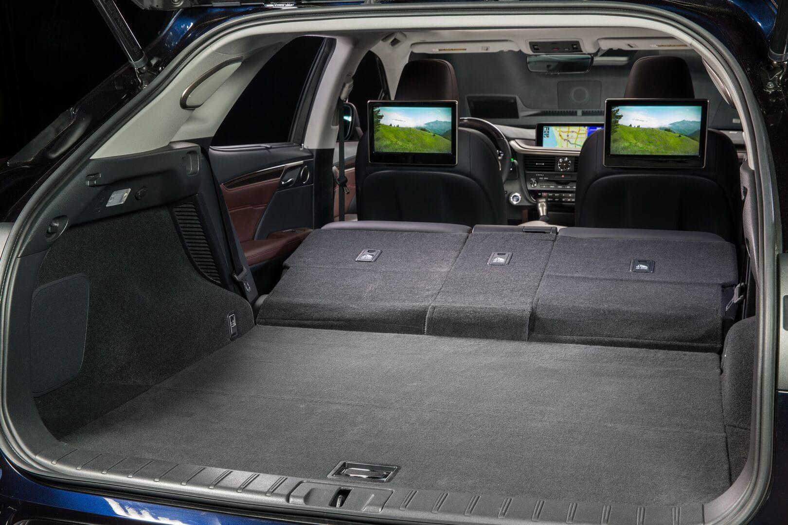 Фотография экоавто Lexus RX 450h Hybrid - фото 23