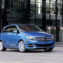 Фотография экоавто Mercedes-Benz B-Class Electric Drive - фото 3