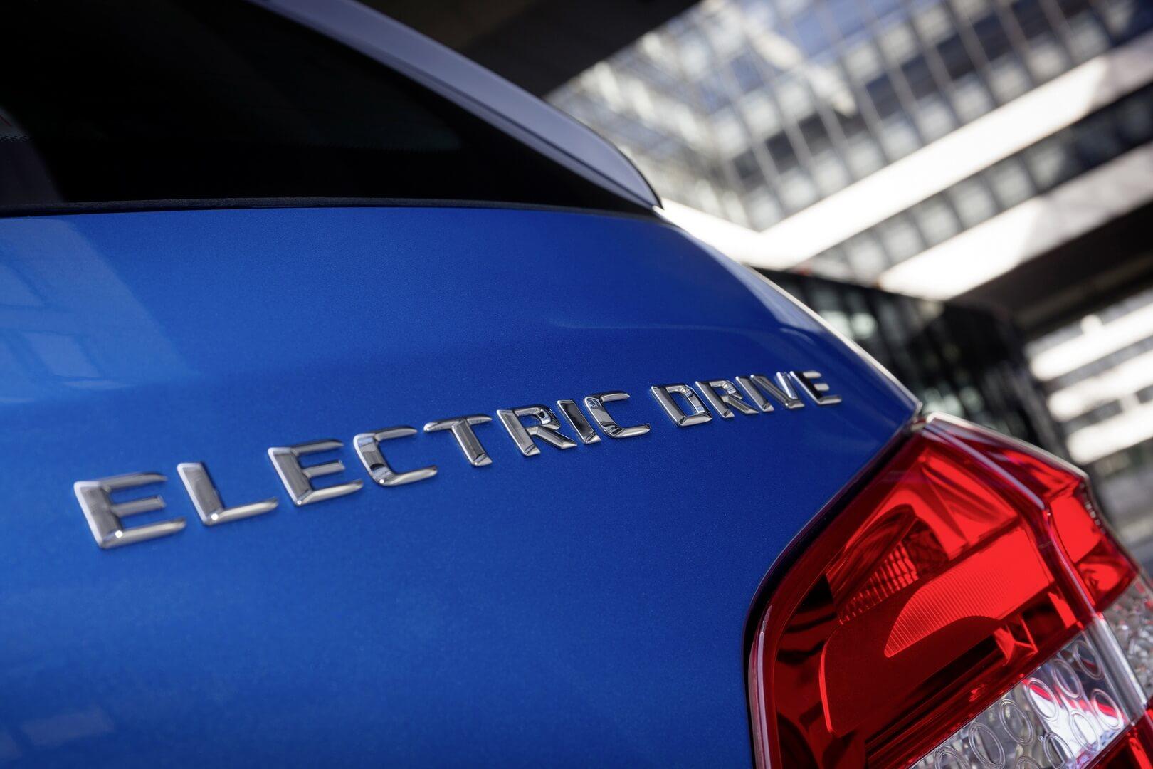 Фотография экоавто Mercedes-Benz B-Class Electric Drive - фото 6