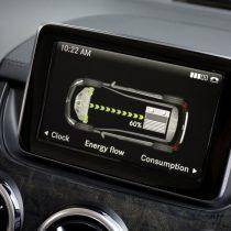 Фотография экоавто Mercedes-Benz B-Class Electric Drive - фото 17